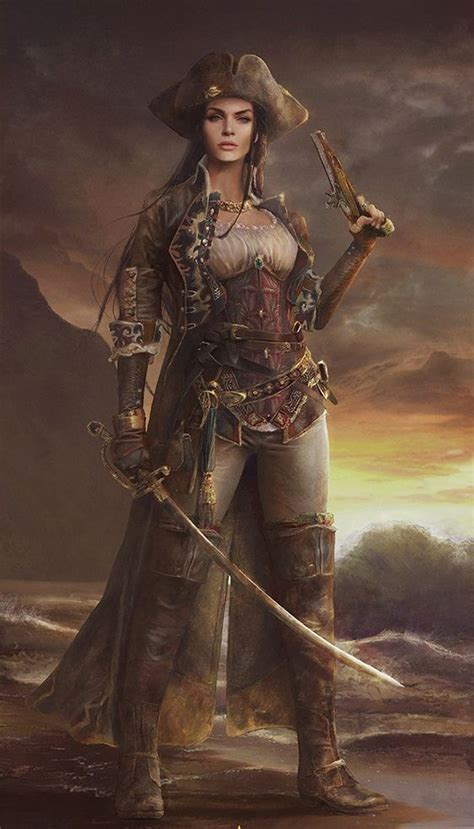 131 best Pirate Women images on Pinterest | Pirate woman