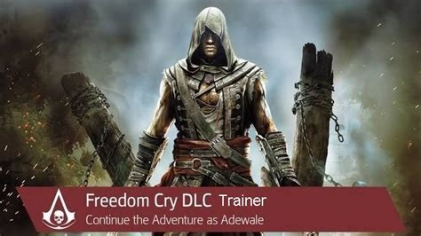Download Assassin's Creed 4 Freedom Cry Trainer | oceanup