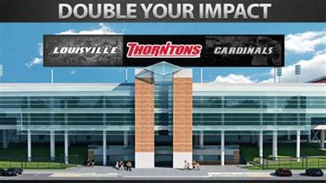 Thornton's Donation to Complete Academic Center