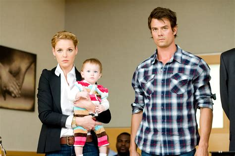 Katherine Heigl's 'Life as We Know It' Welcomes First Trailer