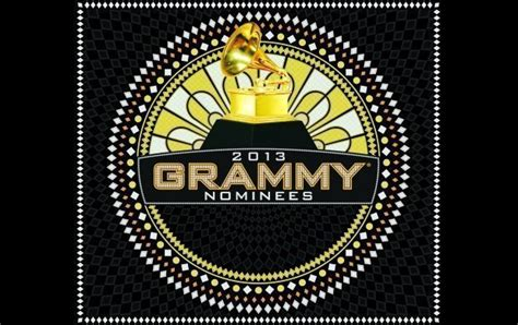2013 Grammy Nomination s Announced, Some Artists Receiving