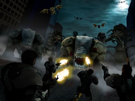 Alien Shooter 2 - Conscription - Try to fight with the