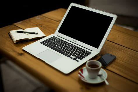 Free Images : laptop, iphone, desk, notebook, smartphone