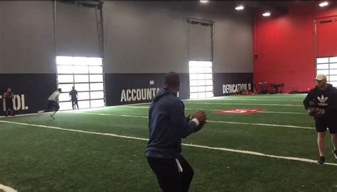 Dez Bryant Spotted Working Out With Dak Prescott and