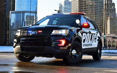 2016 Ford Police Interceptor Utility - Wallpapers and HD