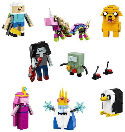 LEGO Ideas: Adventure Time (21308)   Toy   at Mighty Ape